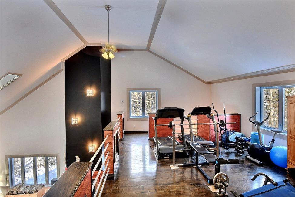 Exercice room
