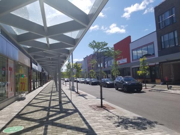 Rosemont/La Petite-Patrie (Montréal) | En rangée